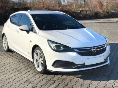Opel Astra K MX Elso Lokharito Toldat