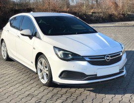 Opel Astra K MX Front Bumper Extension