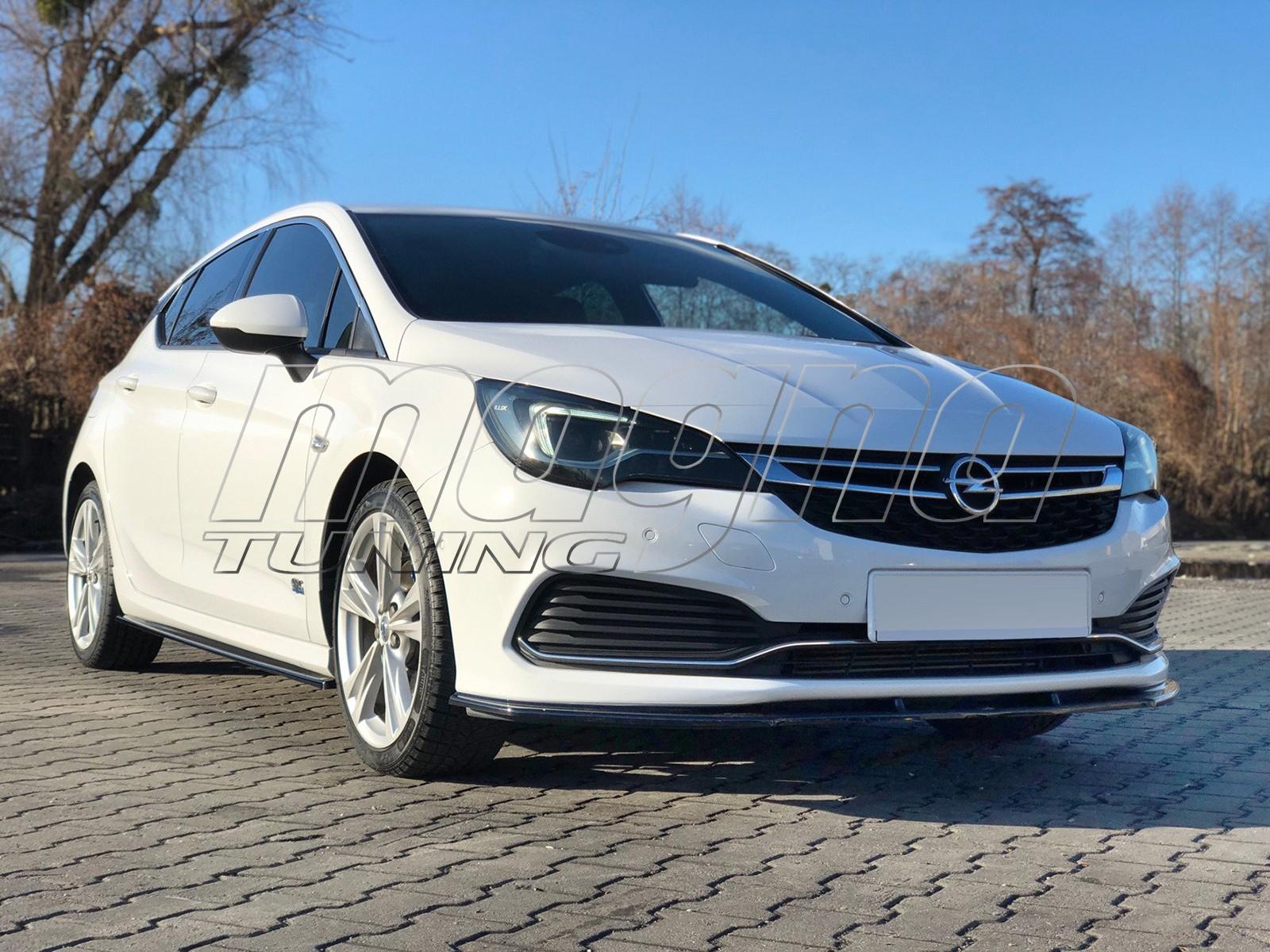 Opel Astra K MX Kuszob Toldatok