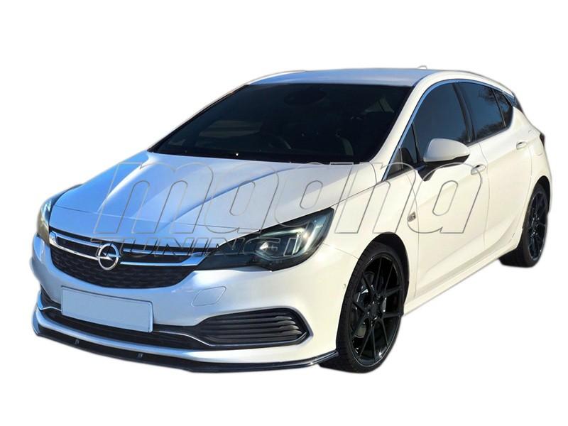 Opel Astra K Meteor Front Bumper Extension