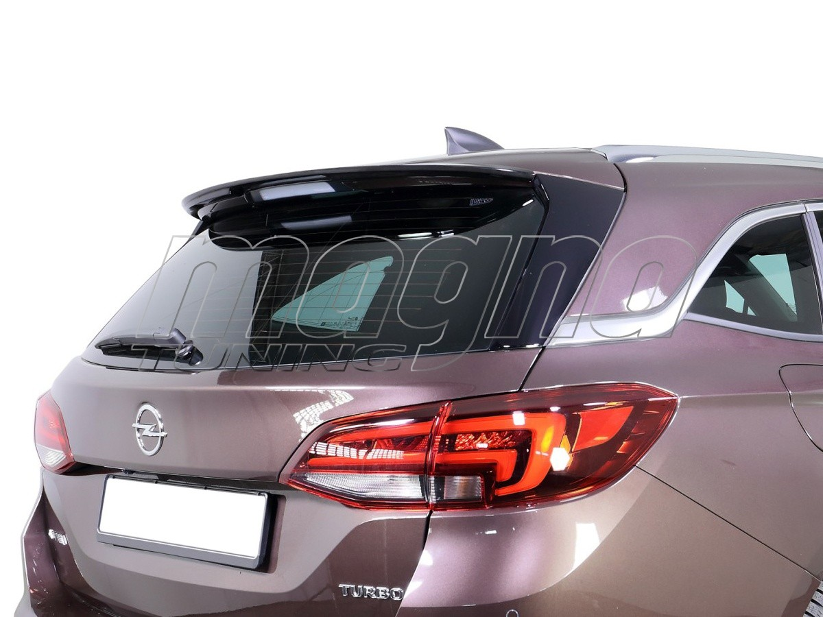 opel astra k rx rear wing. Black Bedroom Furniture Sets. Home Design Ideas