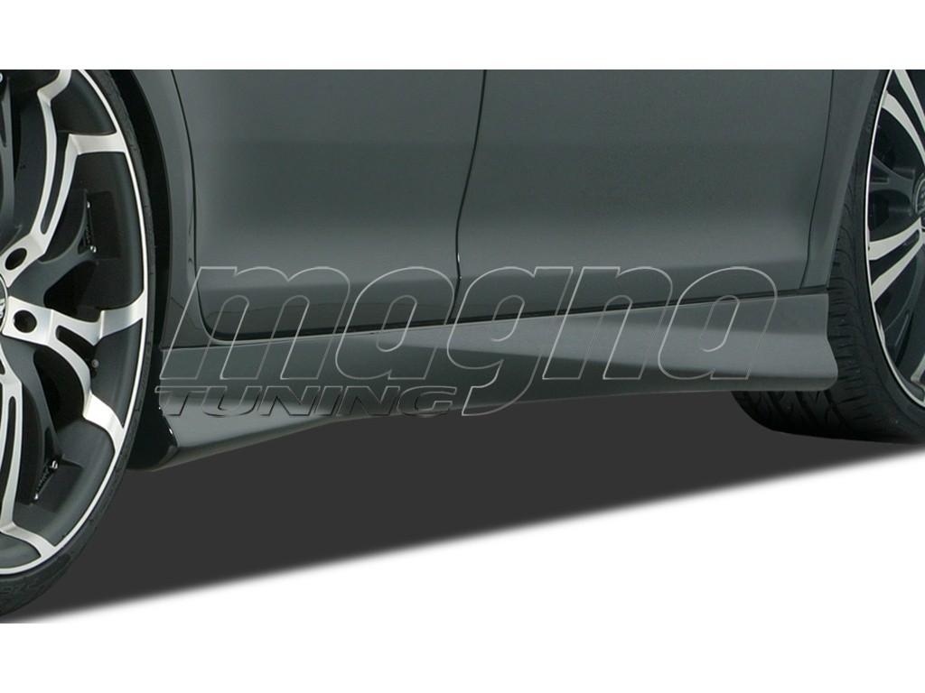 Opel Astra K Speed Side Skirts