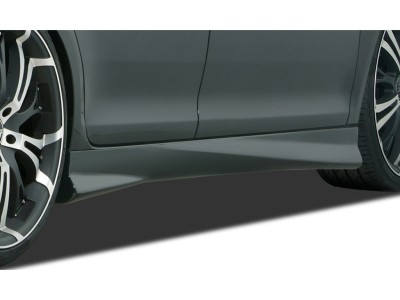 Opel Astra K Speed Side Skirts