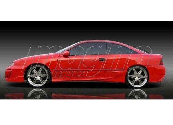 Opel Calibra Extreme Side Skirts