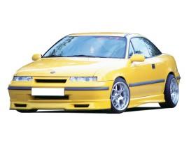 Opel Calibra RX Elso Lokharito Toldat