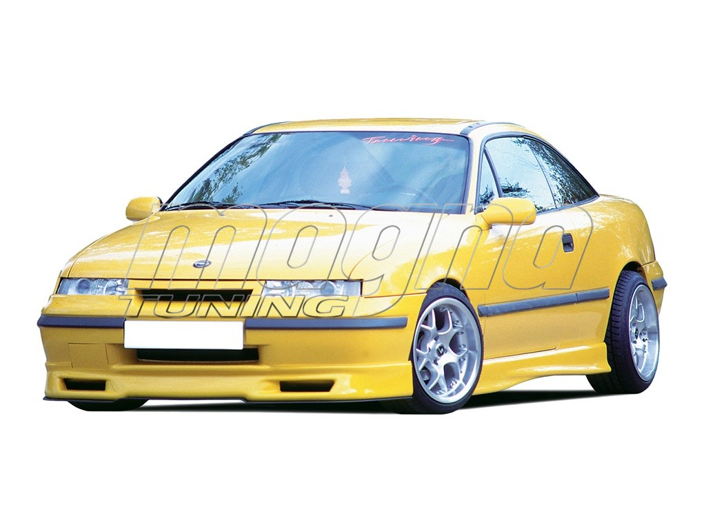 Opel Calibra RX Front Bumper Extension