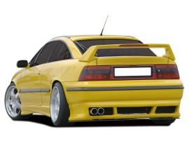 Opel Calibra Vector Rear Bumper Extension