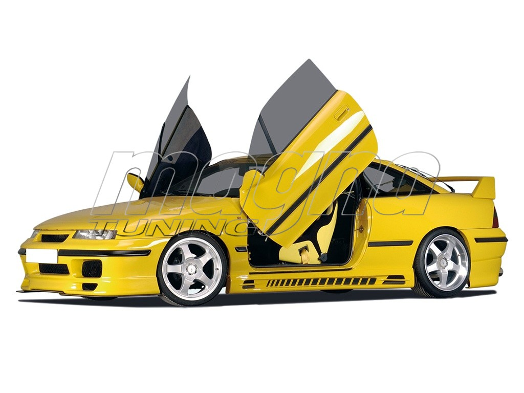 Opel Calibra Vector Side Skirts