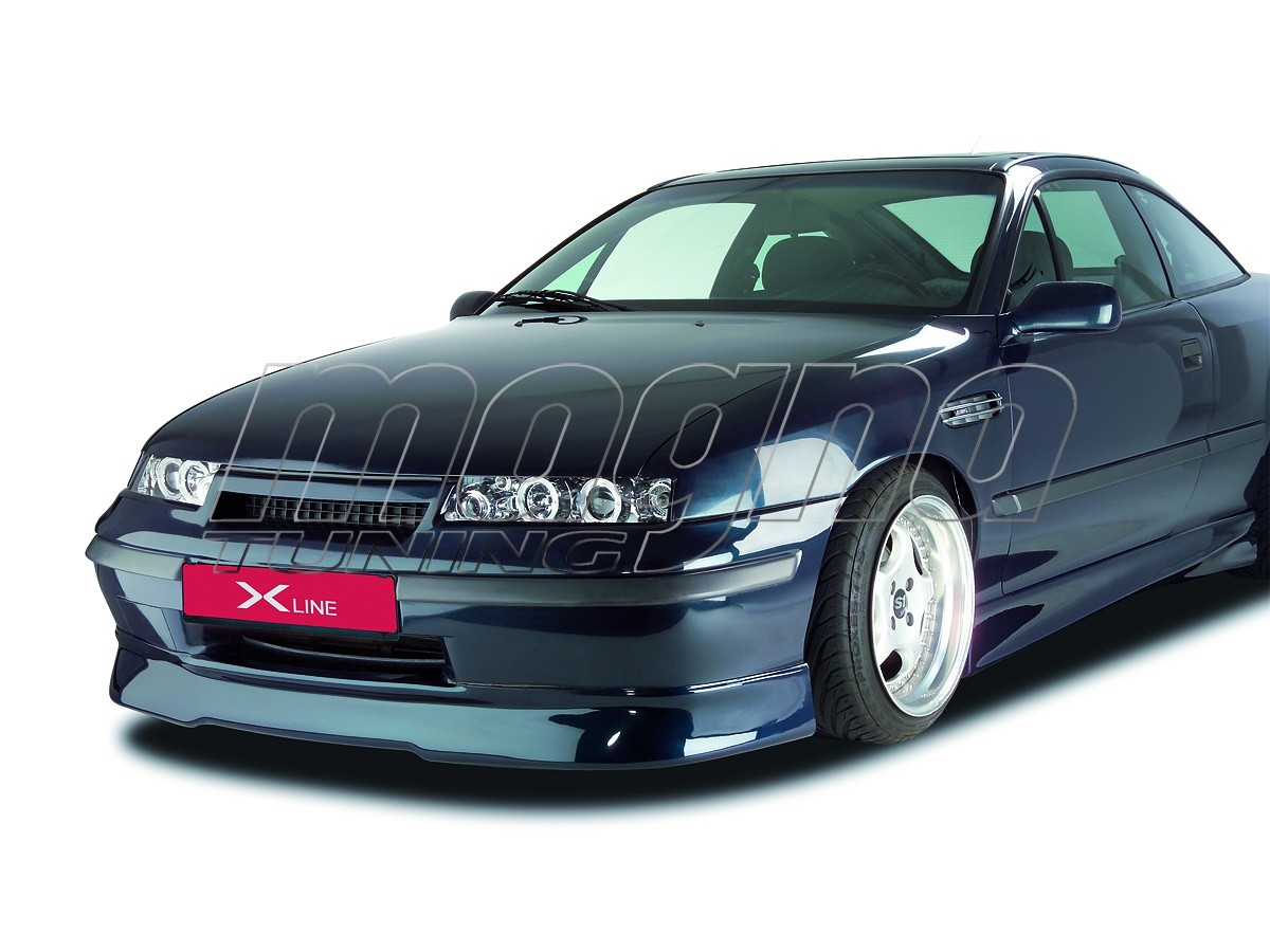 Opel Calibra XL-Line Front Bumper Extension