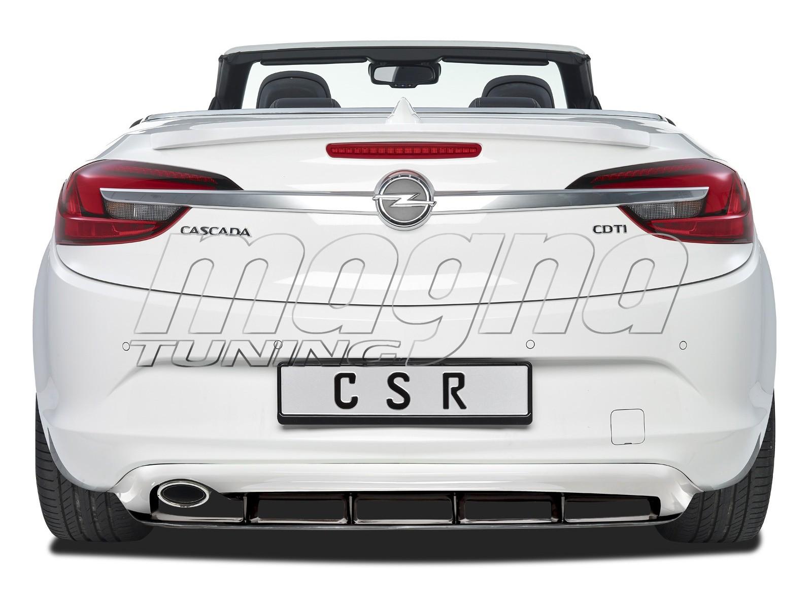 Opel Cascada Crono Hatso Szarny