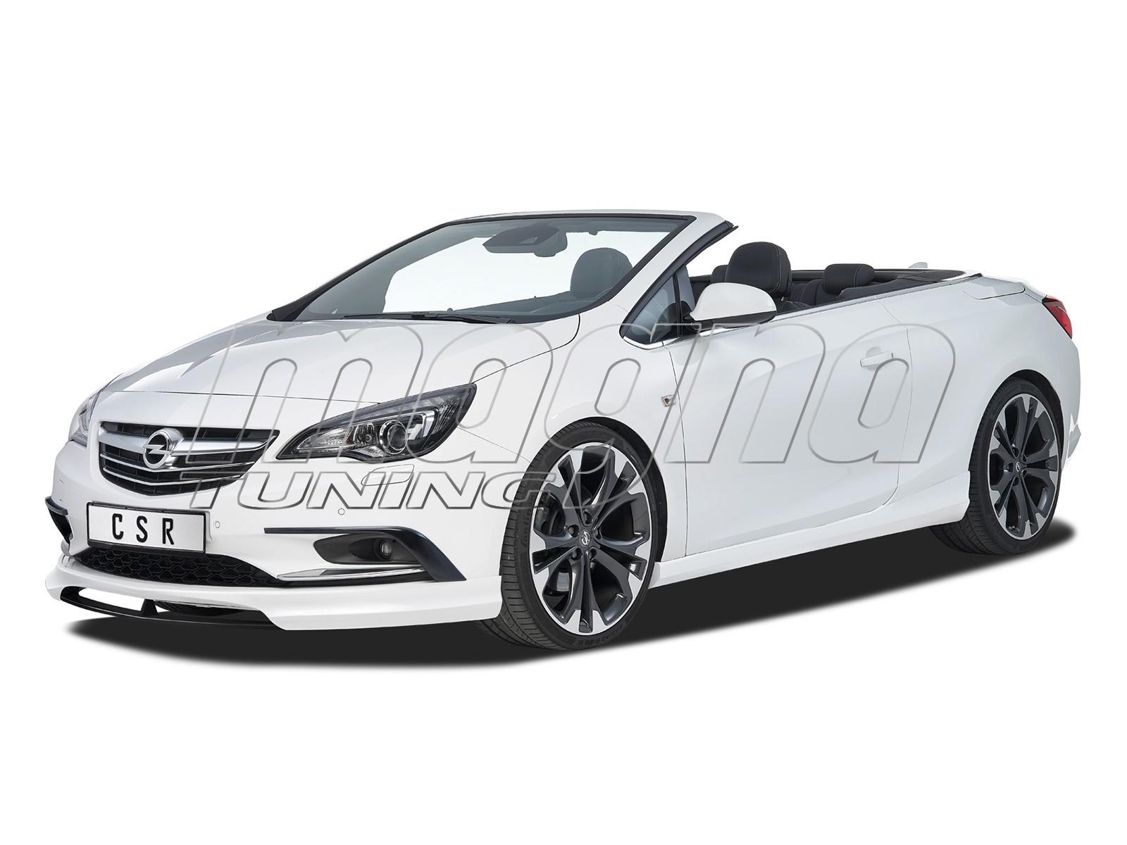 Opel Cascada Crono Side Skirts