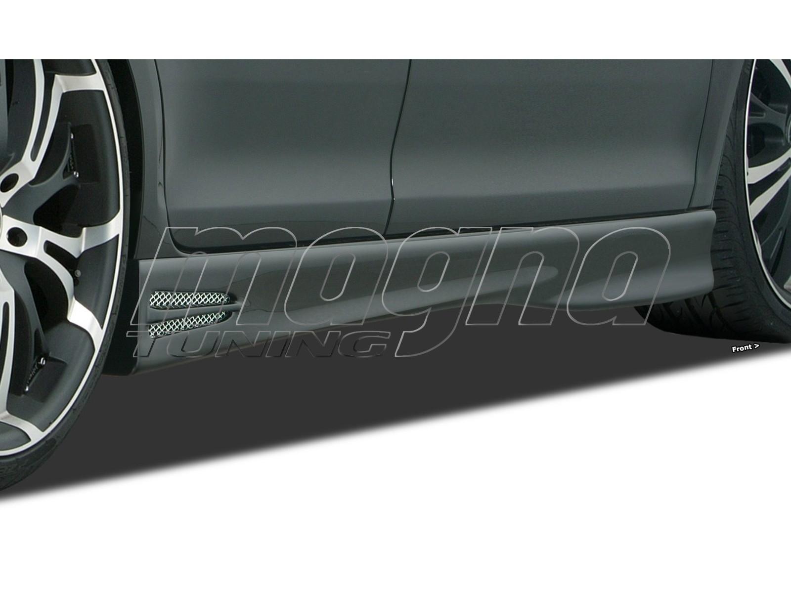 Opel Combo E GT5 Side Skirts