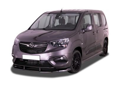 Opel Combo E Verus-X Frontansatz