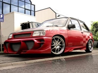 Opel Corsa A Extreme Front Bumper
