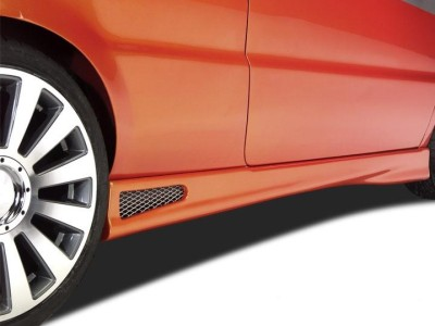 Opel Corsa A XL-Line Side Skirts
