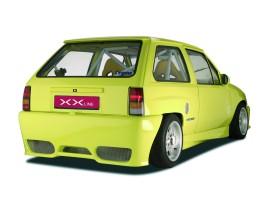 Opel Corsa A XXL-Line Hatso Lokharito