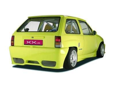 Opel Corsa A XXL-Line Rear Bumper