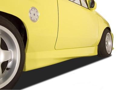 Opel Corsa A XXL-Line Seitenschwellern