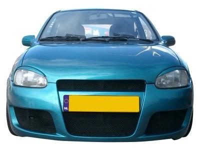Opel Corsa B Bara Fata Singleframe