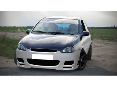 Opel Corsa B EDS Elso Lokharito