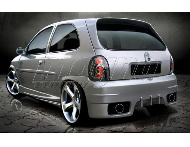 Opel Corsa B F-Style Hatso Lokharito