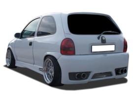 Opel Corsa B GT5 Kuszobok