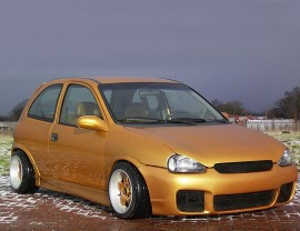 Opel Corsa B Intenso Body Kit