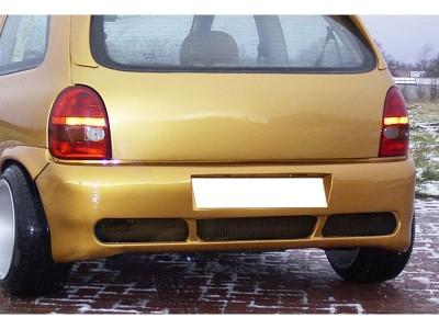 Opel Corsa B Intenso Rear Bumper