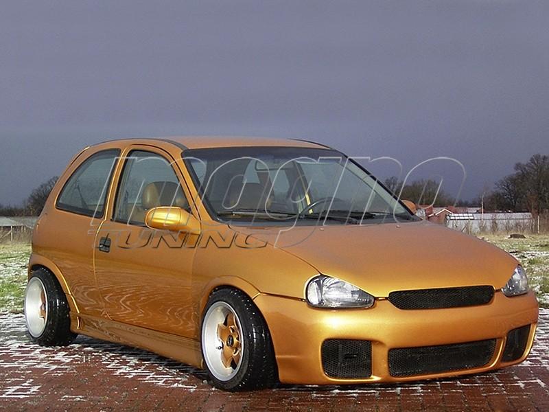 Opel Corsa B Intenso Side Skirts