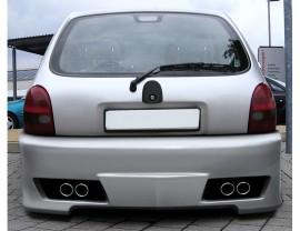 Opel Corsa B Japan-Style Rear Bumper