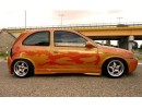 Opel Corsa B NT Side Skirts