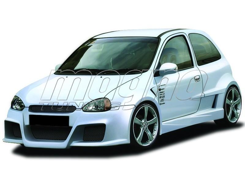 Opel Corsa B Optimum Wide Elso Lokharito