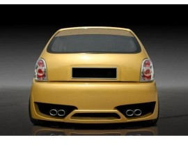 Opel Corsa B Proteus Rear Bumper