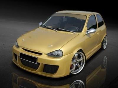 Opel Corsa B Proteus Side Skirts