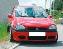 Opel Corsa B Recto Body Kit