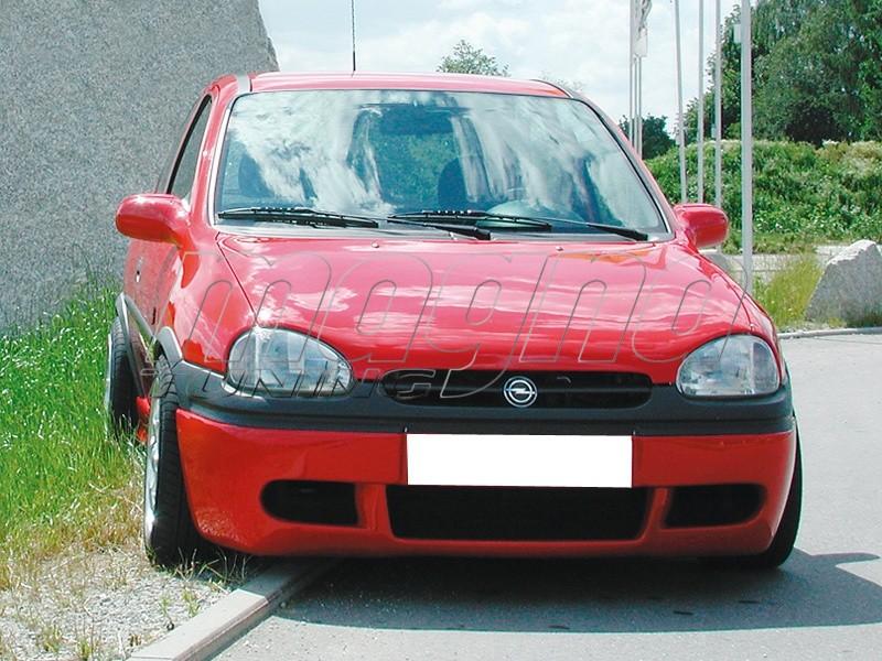 Opel Corsa B Recto Front Bumper Extension