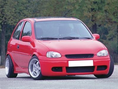 Opel Corsa B Recto Kuszobok