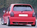 Opel Corsa B Recto Rear Bumper Extension