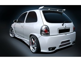 Opel Corsa B Speed Rear Wing