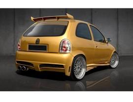 Opel Corsa B T-Design Rear Bumper