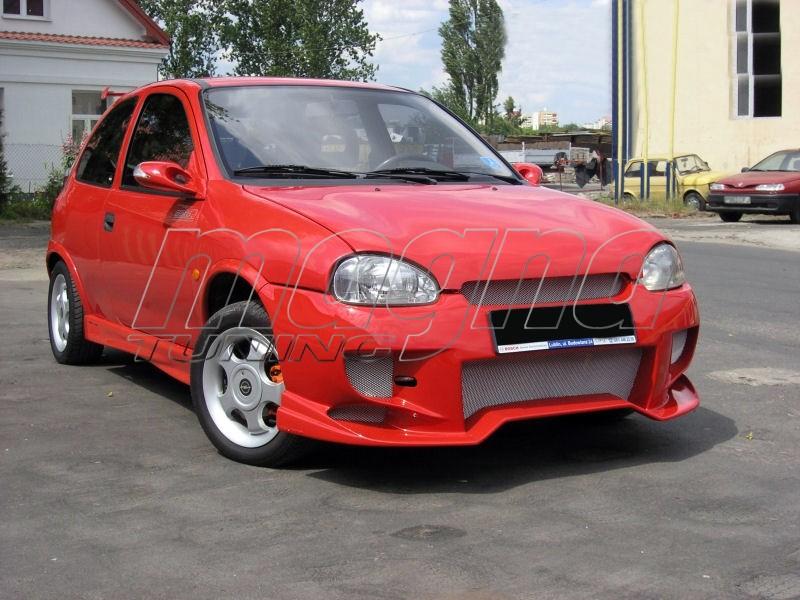 Opel Corsa B TX Elso Lokharito