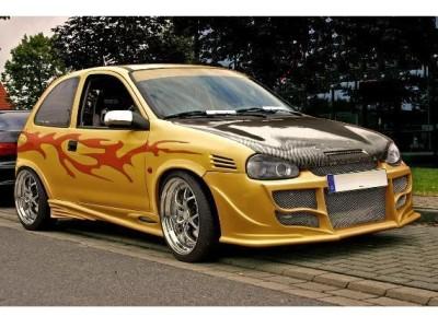 Opel Corsa B Tokyo Body Kit