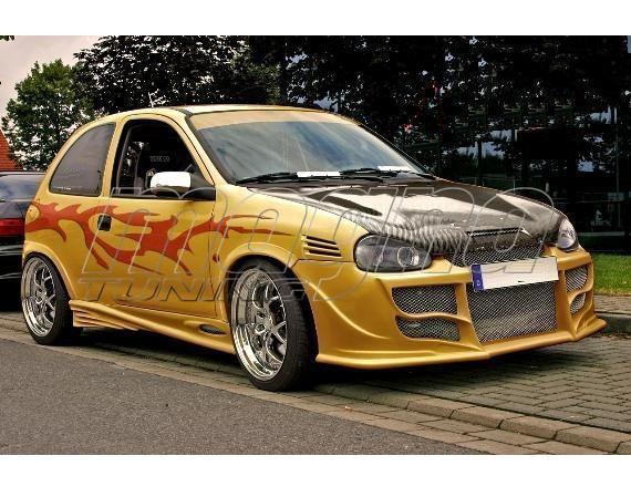 Opel Corsa B Tokyo Front Bumper