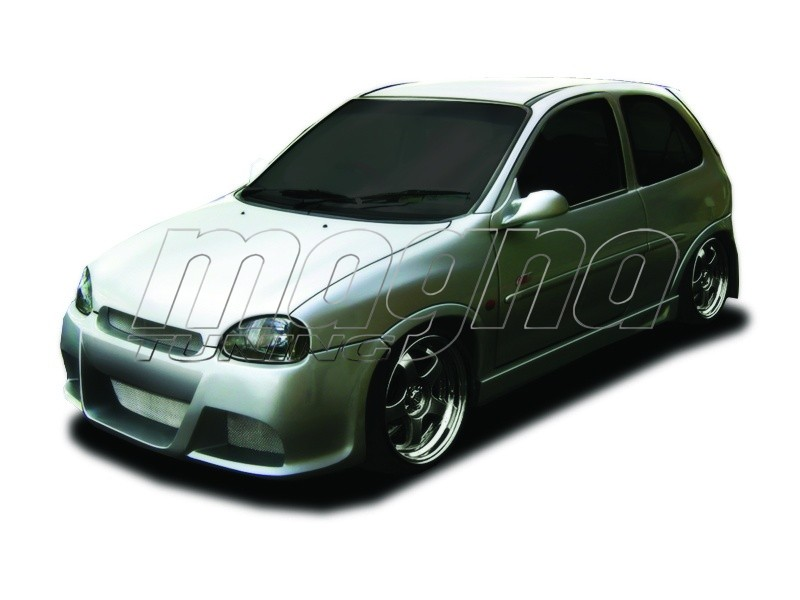 Opel Corsa B Venin Kuszobok