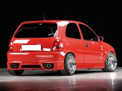 Opel Corsa B Vortex Rear Bumper