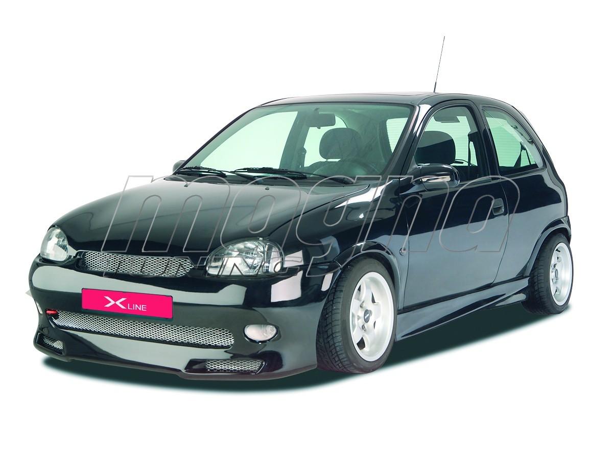 Opel Corsa B XXL-Line Body Kit