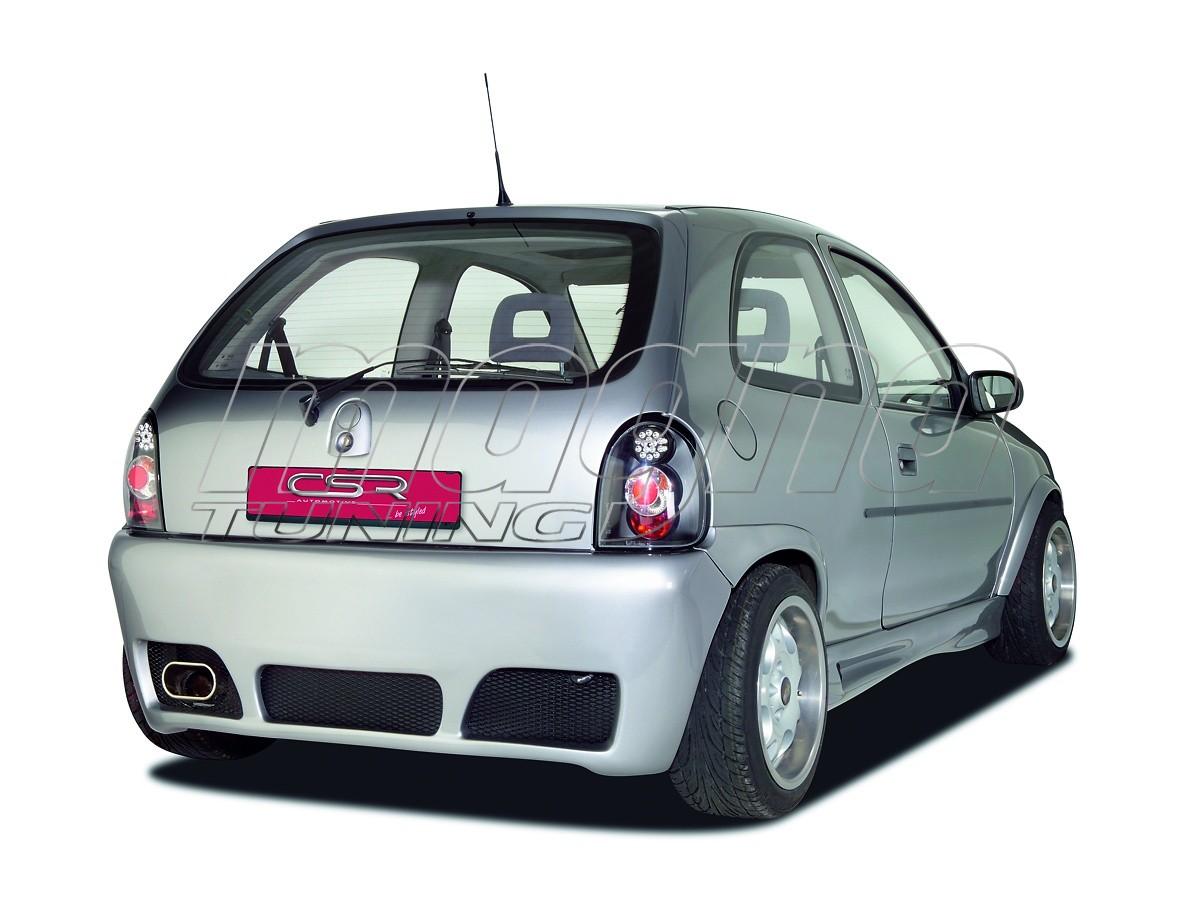 Opel Corsa B XXL-Line Rear Bumper