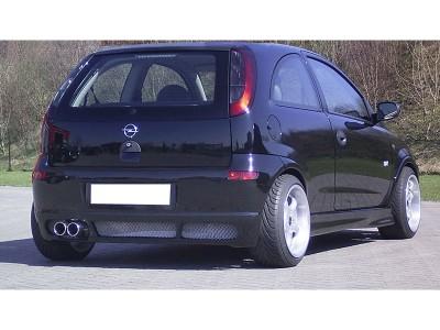 Opel Corsa C Bara Spate Intenso