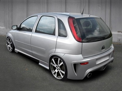 Opel Corsa C Bara Spate M-Style