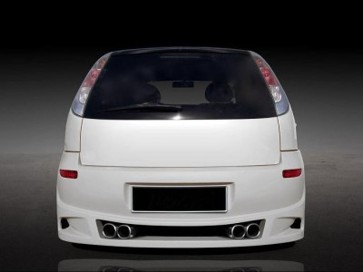 Opel Corsa C Drop Rear Bumper